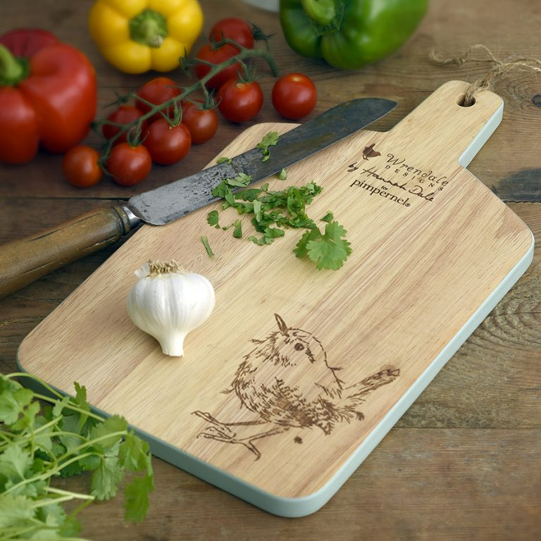typed recipe cutting board - 736×736